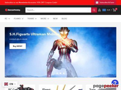 banzaihobby.com