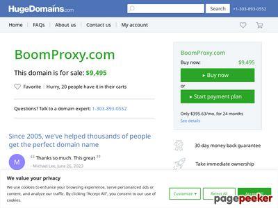 boomproxy.com