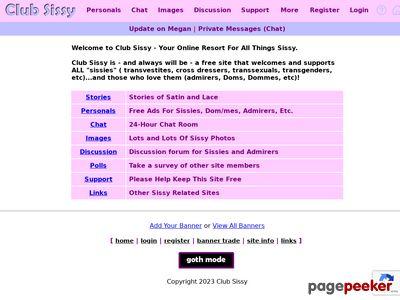 clubsissy.com