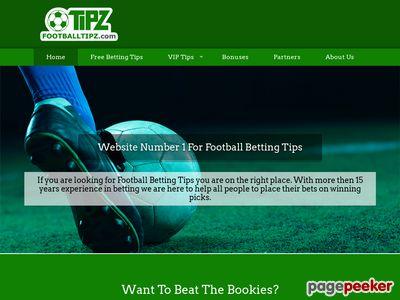 footballtipz.com