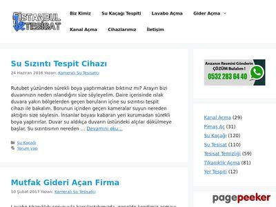 istanbultesisat.org