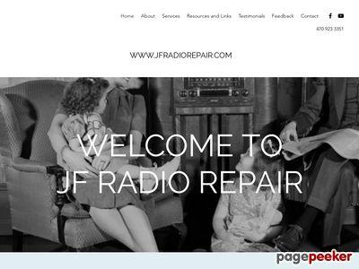 jfradiorepair.com
