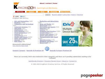 kingbloom.com