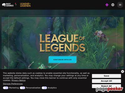 leagueoflegends.com