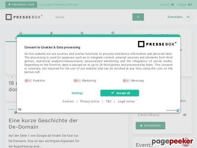 pressebox.de