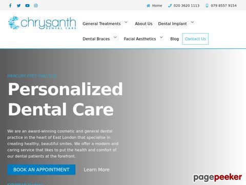 Chrysanth Dental Clinic