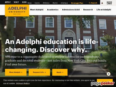 adelphi.edu