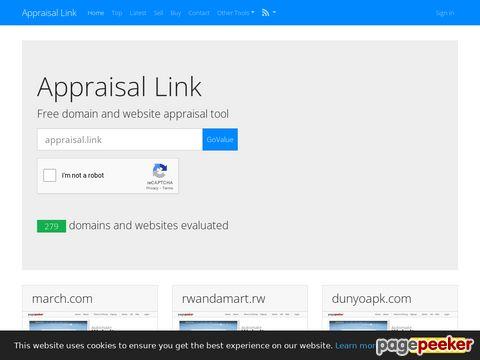 appraisal.link