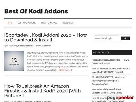 bestofkodiaddons.com