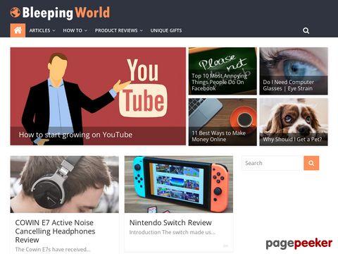 bleepingworld.com