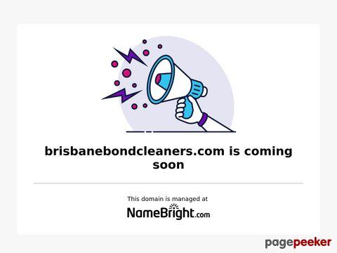 brisbanebondcleaners.com