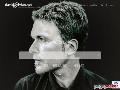 davidsylvian.net