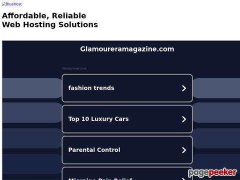 glamoureramagazine.com