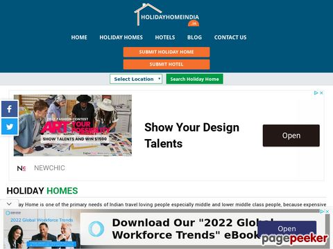 holidayhomeindia.in