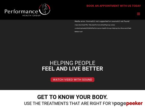 performancehealthgroup.ca