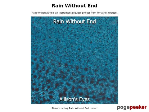 rainwithoutend.com