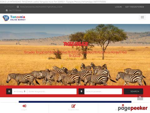 tanzaniaonlinemarket.com