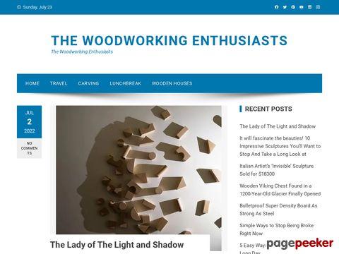 thewoodworkingenthusiasts.com