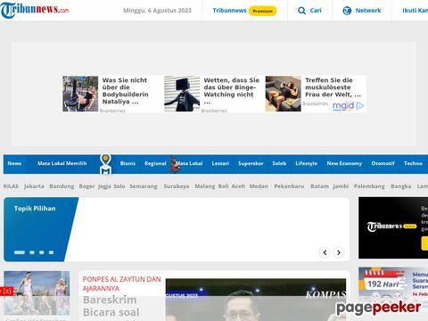 tribunnews.com